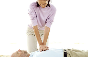Cardiopulmonary Resuscitation --- Image by © Royalty-Free/Corbis